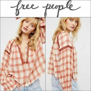 Free People Tops - NWT Free People Honey Grove Top